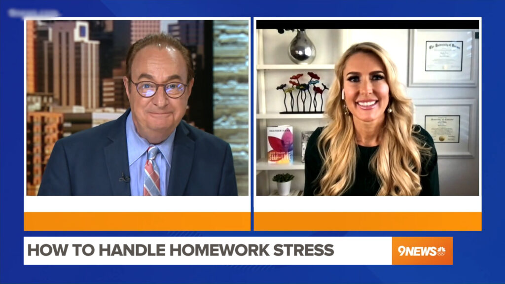 How to Handle Homework Stress
