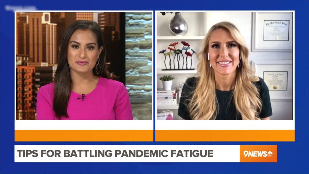 Tips for Battling Pandemic Fatigue