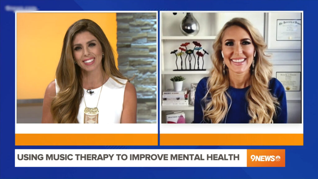Using Music Therapy to Improve Mental Health